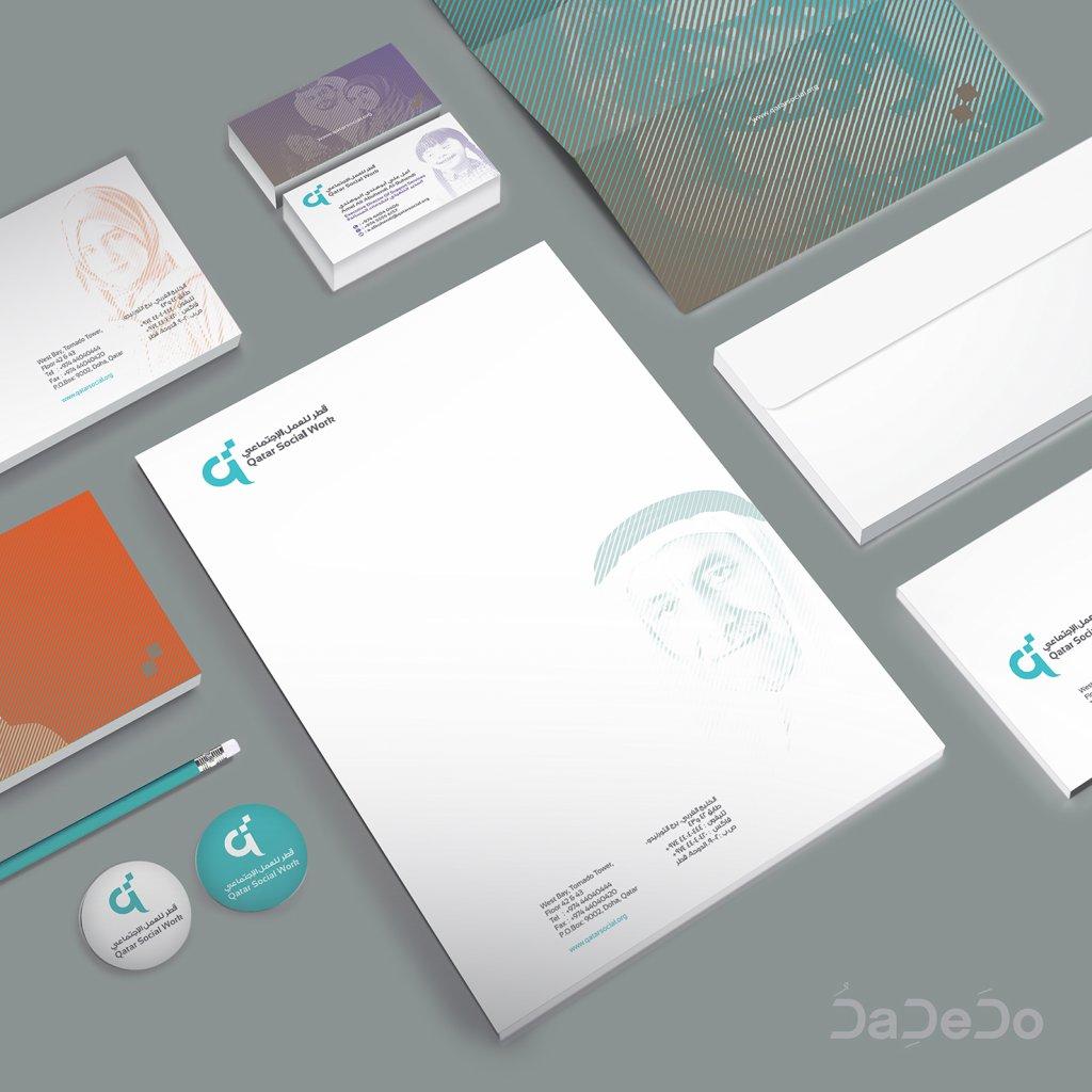 Qatar Social Identity & Graphical Device