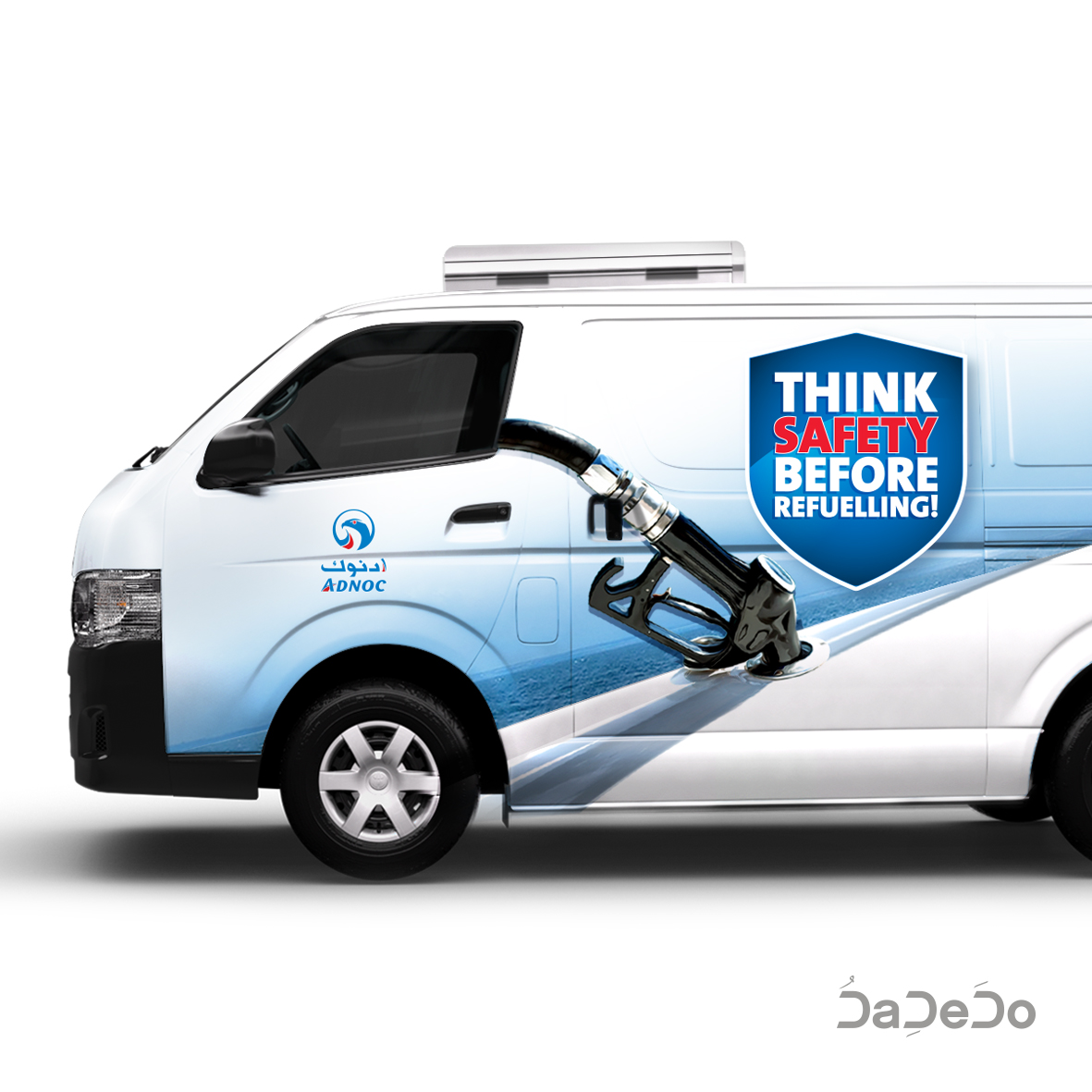 ADNOC Think Safety Campaign