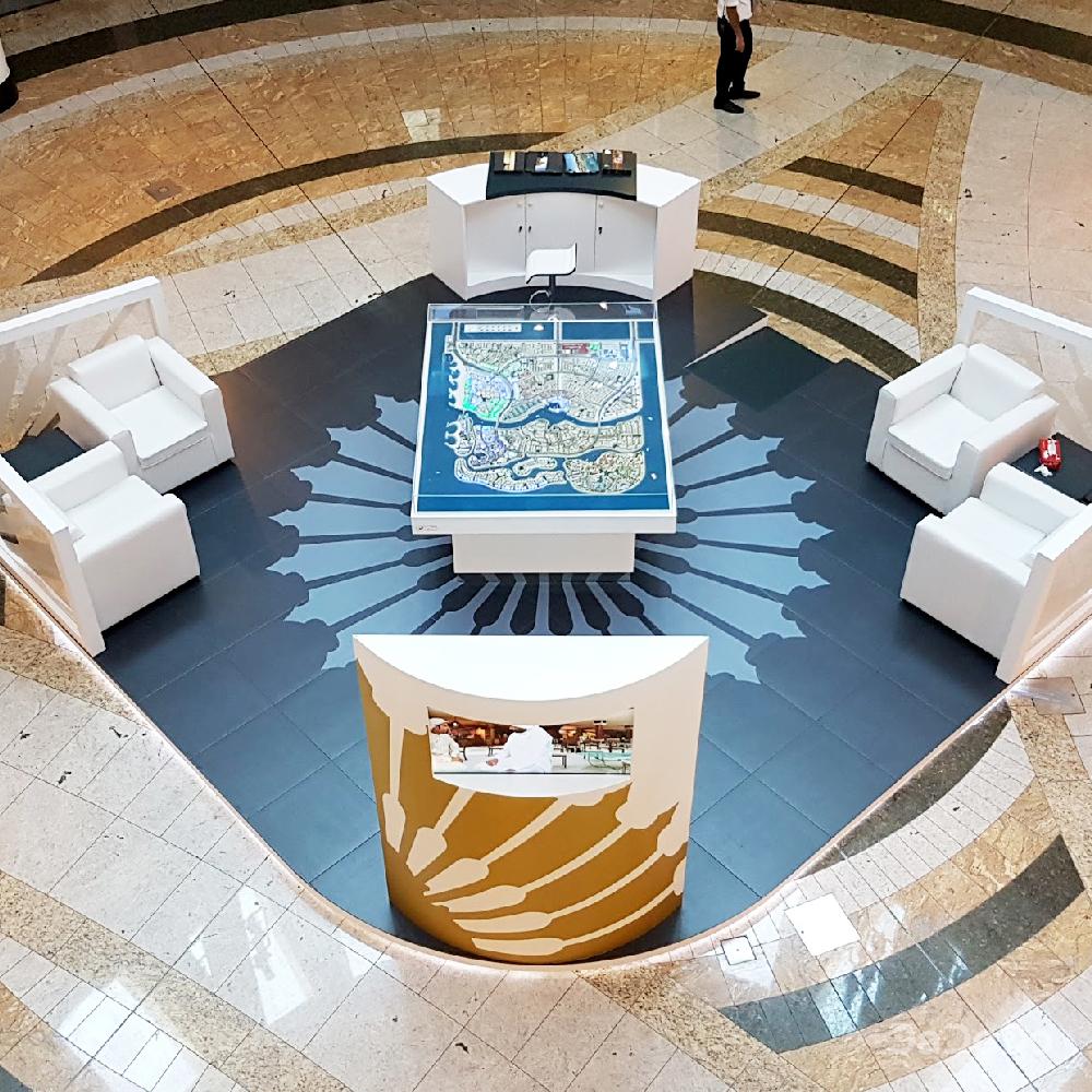 Diyar Mall Stand Design & Production