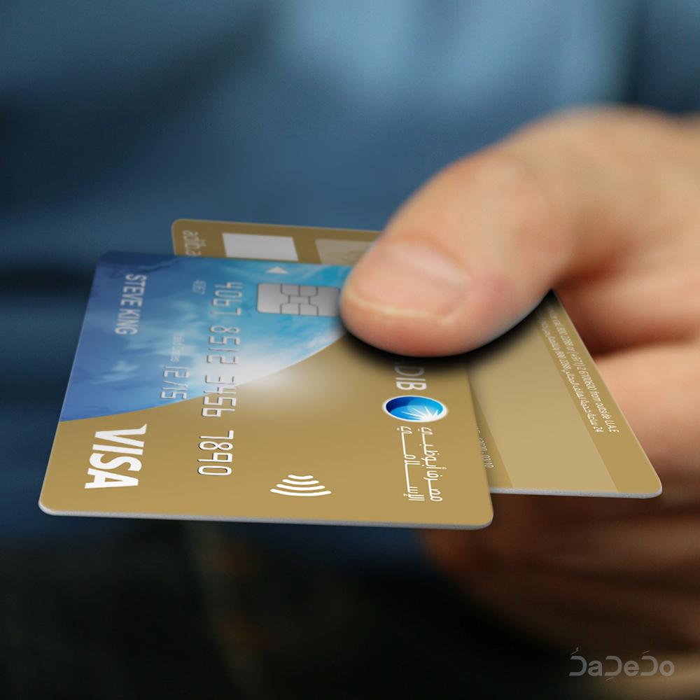 ADIB Credit Card Design