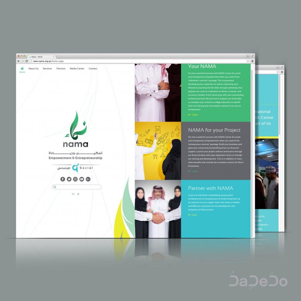 Nama Website Design