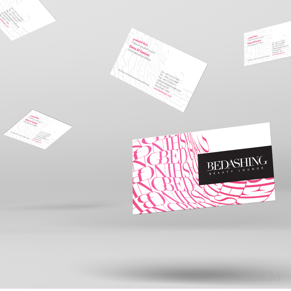 Bedashing Identity & Collateral Design